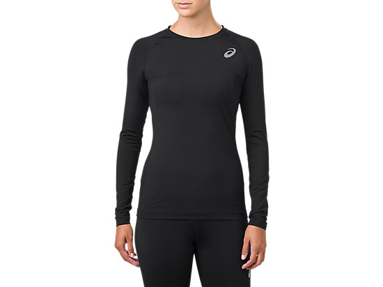 BASELAYER LS TOP PERFORMANCE BLACK