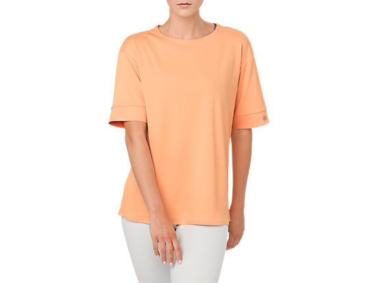 GEL-COOL SS TOP, APRICOT ICE