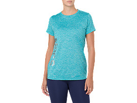 SD GRAPHIC SHORT SLEEVED TOP