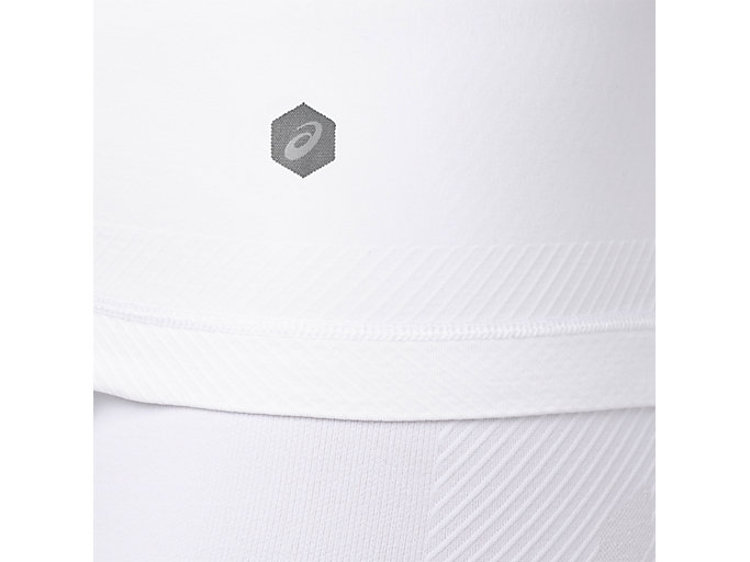 Alternative image view of SEAMLESS TANK, BRILLIANT WHITE