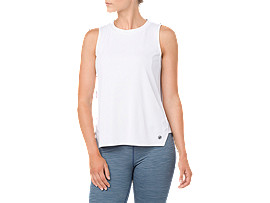 GEL COOL TANK, BRILLIANT WHITE
