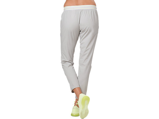STRETCH WOVEN PANT GLACIER GREY