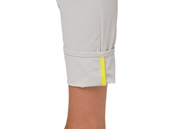 Alternative image view of STRETCH WOVEN PANT, GLACIER GREY