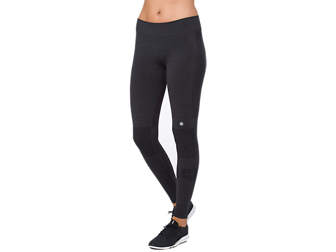 Women's COOL 7/8 TIGHT | PERFORMANCE BLACK HEATHER | Mallas ...