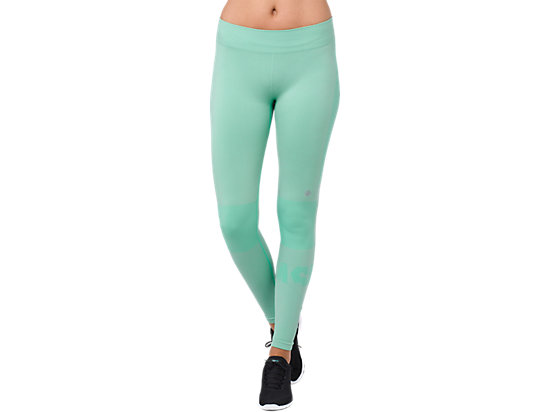COOL 7/8 TIGHT, OPAL GREEN HEATHER