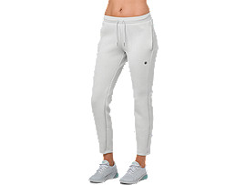 KNIT PANT, Brilliant White