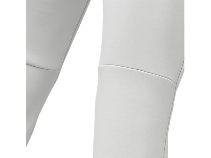 Alternative image view of KNIT PANT, BRILLIANT WHITE
