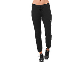 SWEAT PANT, PERFORMANCE BLACK