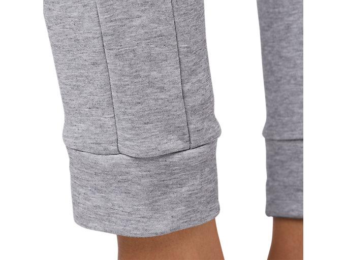 Alternative image view of SWEAT PANT, STONE GREY HEATHER
