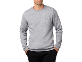 SWEAT LONG SLEEVED  CREW TOP