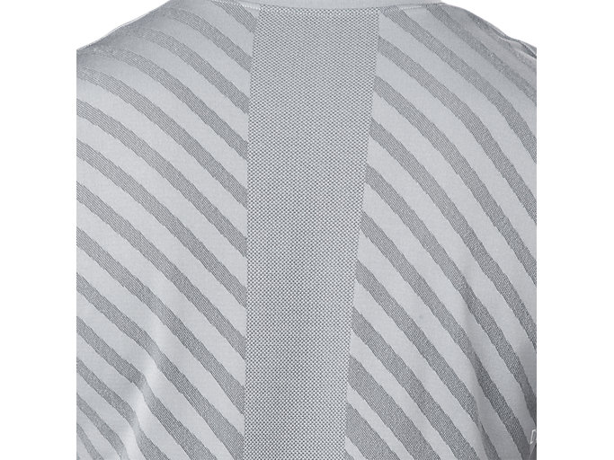 Alternative image view of SEAMLESS SS TOP, STONE GREY