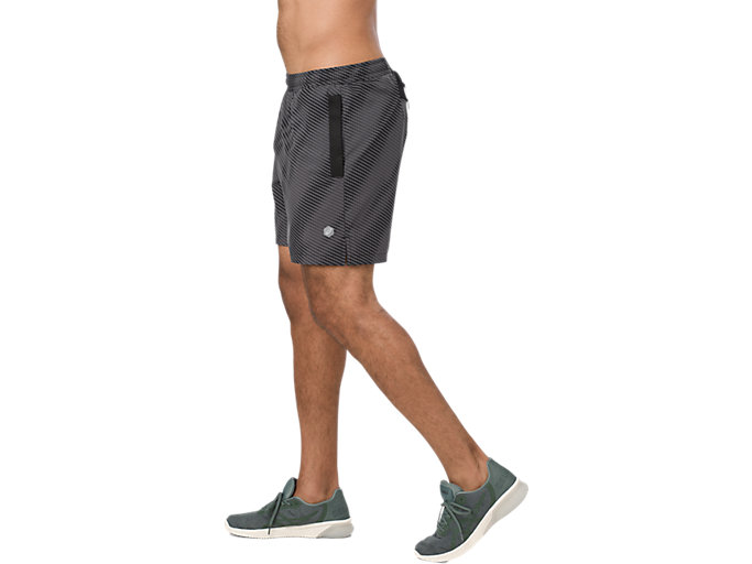 Alternative image view of GRAPHIC SHORT 6IN, PERFORMANCE BLACK
