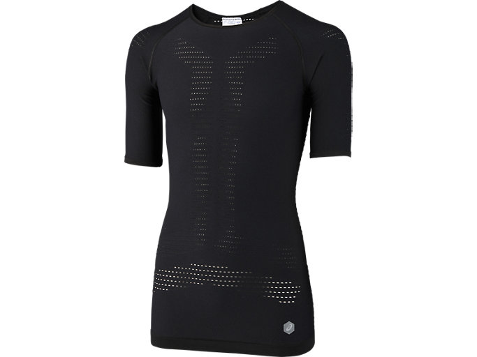 POWER SL SS TOP, P BLACK