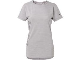여성 트레이닝 그래픽 반팔 티셔츠