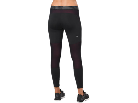 ASICS BASE LAYER 7/8 TIGHT PERFORMANCE BLACK