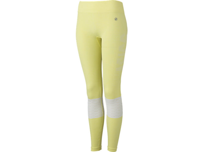 SEAMLESS TIGHT, LIME L HT