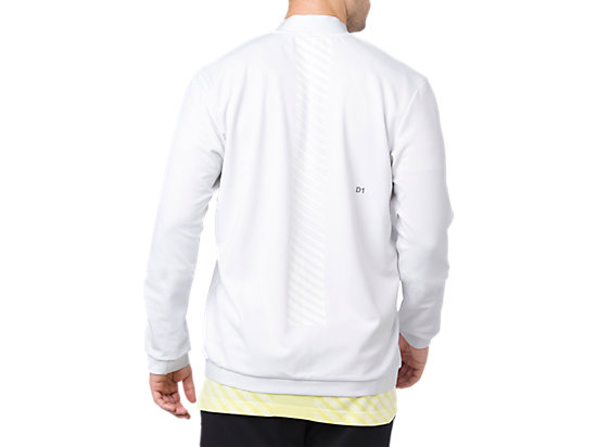 W-REPEL KNIT JACKET BRILLIANT WHITE