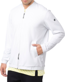W-REPEL KNIT JACKET