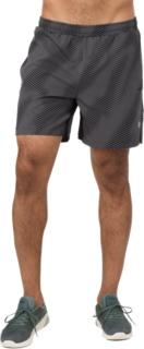 6吋印花短褲
