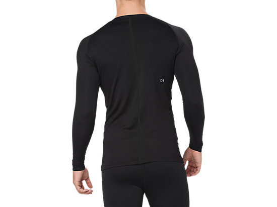 BL RECOVERY LS TOP PERFORMANCE BLACK