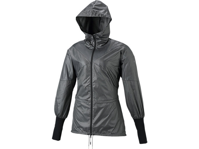 W'Sトレーニングロングジャケット, Pブラックモク
