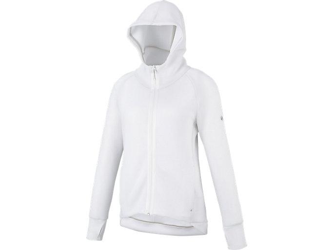 W'Sトレーニングスペーサーニットジャケット, Bホワイト