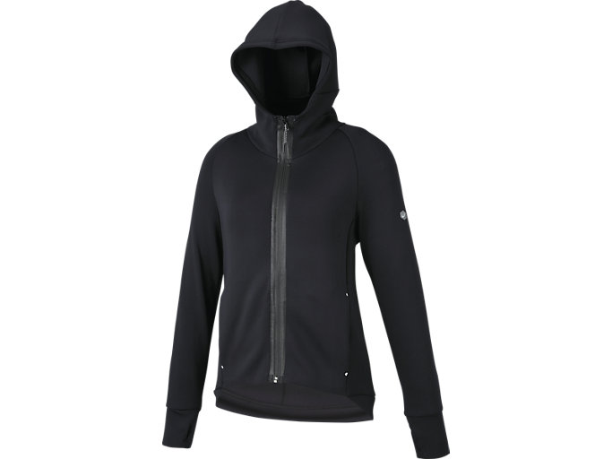 W'Sトレーニングスペーサーニットジャケット, Pブラック