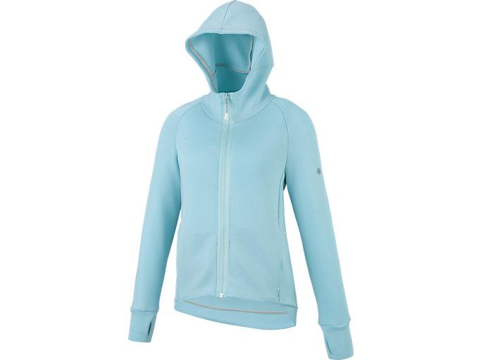 W'Sトレーニングスペーサーニットジャケット, ポーセリンブルー