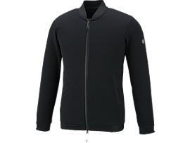 トレーニングニットボンバージャケット, パフォーマンスブラック