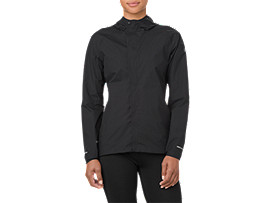WATERPROOF JACKET, SP PERFORMANCE BLACK