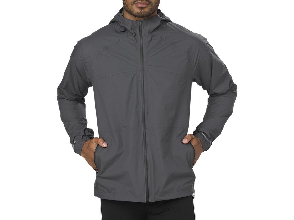 asics waterproof running jacket ladies