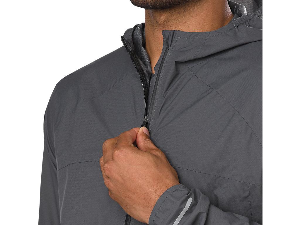 asics waterproof jacket