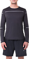 LITE-SHOW LONG SLEEVED TOP