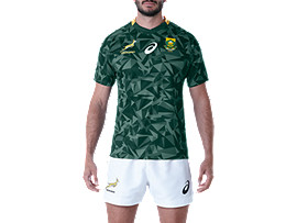 7S FAN HOME JERSEY, Bottle Green
