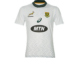 Front Top view of SB FAN JERSEY, BRILLIANT WHITE