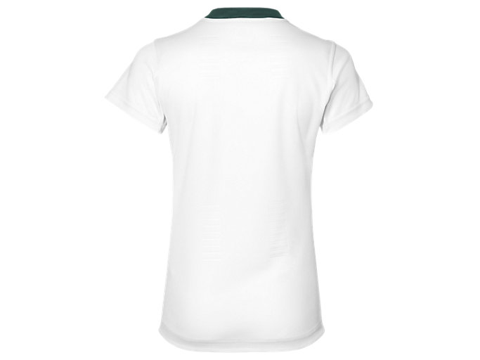 Back view of SB FAN JERSEY, BRILLIANT WHITE