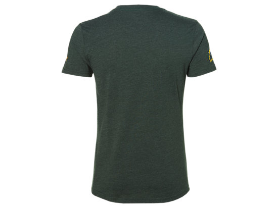SB GRAPHIC TOP BOTTLE GREEN HEATHER