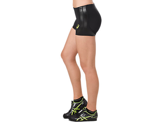 HOT PANT PEFORMANCE BLACK