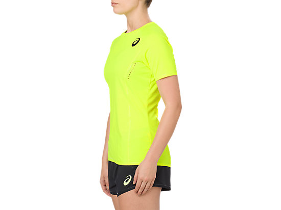 W'S MOVING SS TOP SAFETY YELLOW