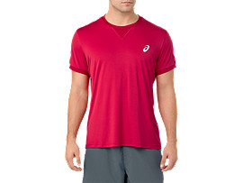 Minimalist Short Sleeve Performance Top
