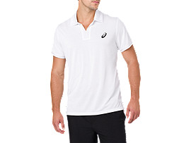 CLASSIC POLO, BRILLIANT WHITE