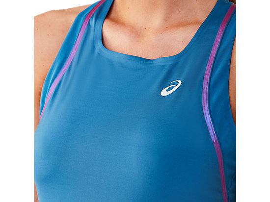 GEL-COOL女涼感網球背心 AZURE