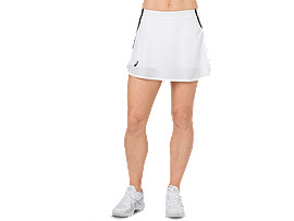 SKORT, Brilliant White