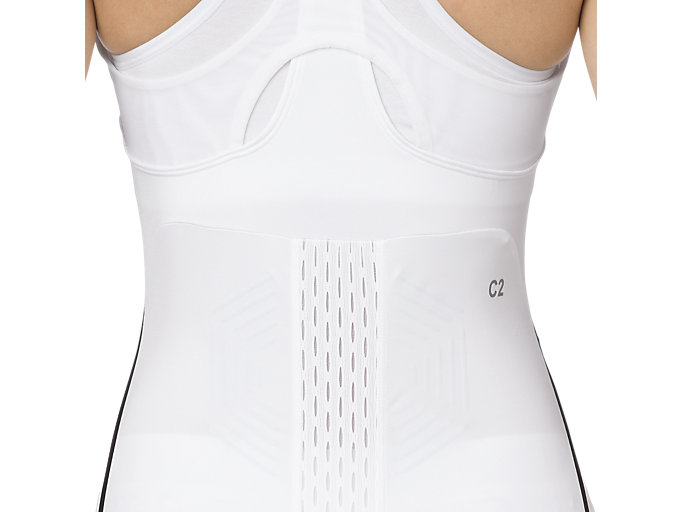 Alternative image view of GEL-COOL DRESS, BRILLIANT WHITE