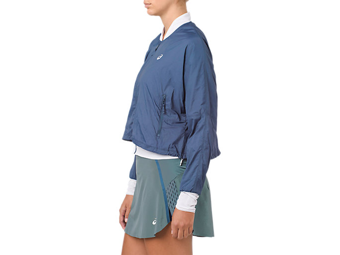 Alternative image view of JACKET, AZURE