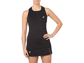 TANK TOP, PERFORMANCE BLACK
