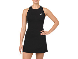 DRESS, PERFORMANCE BLACK
