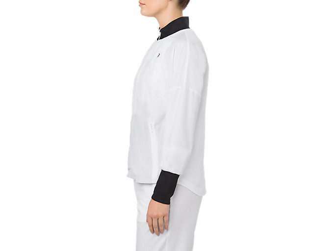 Alternative image view of JACKET, BRILLIANT WHITE