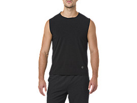 BEST SLEEVELESS TOP, PERFORMANCE BLACK