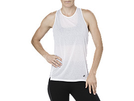 COOL TANKTOP, BRILLIANT WHITE